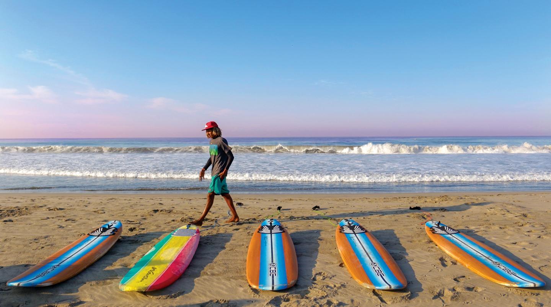 SURF, al ritmo de las olas