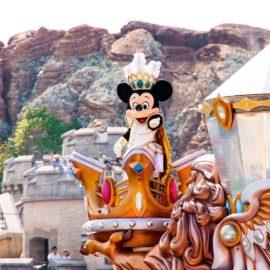 ¡Vive la magia de Disney en alguno de sus 14 parques en el mundo!