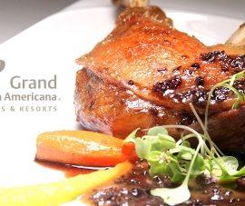 Menú Navideño para celebrar en Hotel Grand Fiesta Americana