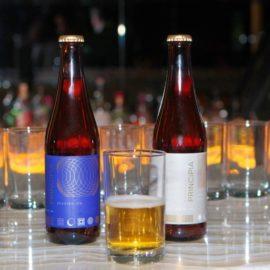 "Presentan la cerveza artesanal ""Principia"" en el Sky Bar del Hotel Grand Fiesta Americana"