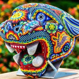 El Arte Huichol, símbolo de la cultura mexicana