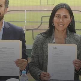Puebla firma convenio para fortalecer el turismo deportivo
