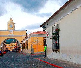 Déjate encantar por La Antigua Guatemala