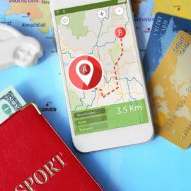 Aplicaciones para instalar en tu móvil y recorrer el mundo
