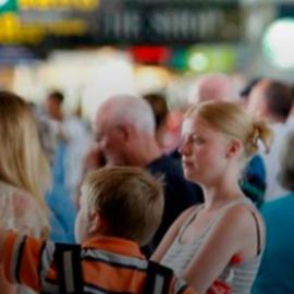 Creció un 9% la llegada de turistas internacionales a México