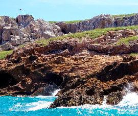 Islas Marietas, paraíso de tierra y mar