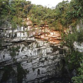 Sótanos de las Golondrinas y de las Huahuas, belleza abisal