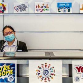 United Airlines compartió un conmovedor mensaje para los médicos voluntarios