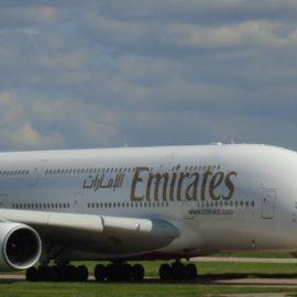La Aerolínea Emirates intensifica medidas de prevención por COVID-19