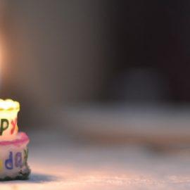 Disfruta de tu cumpleaños aunque estemos en cuarentena