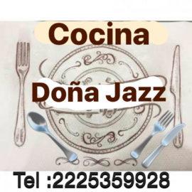 #FuerzaEnLaCotingencia: Cocina Doña Jazz