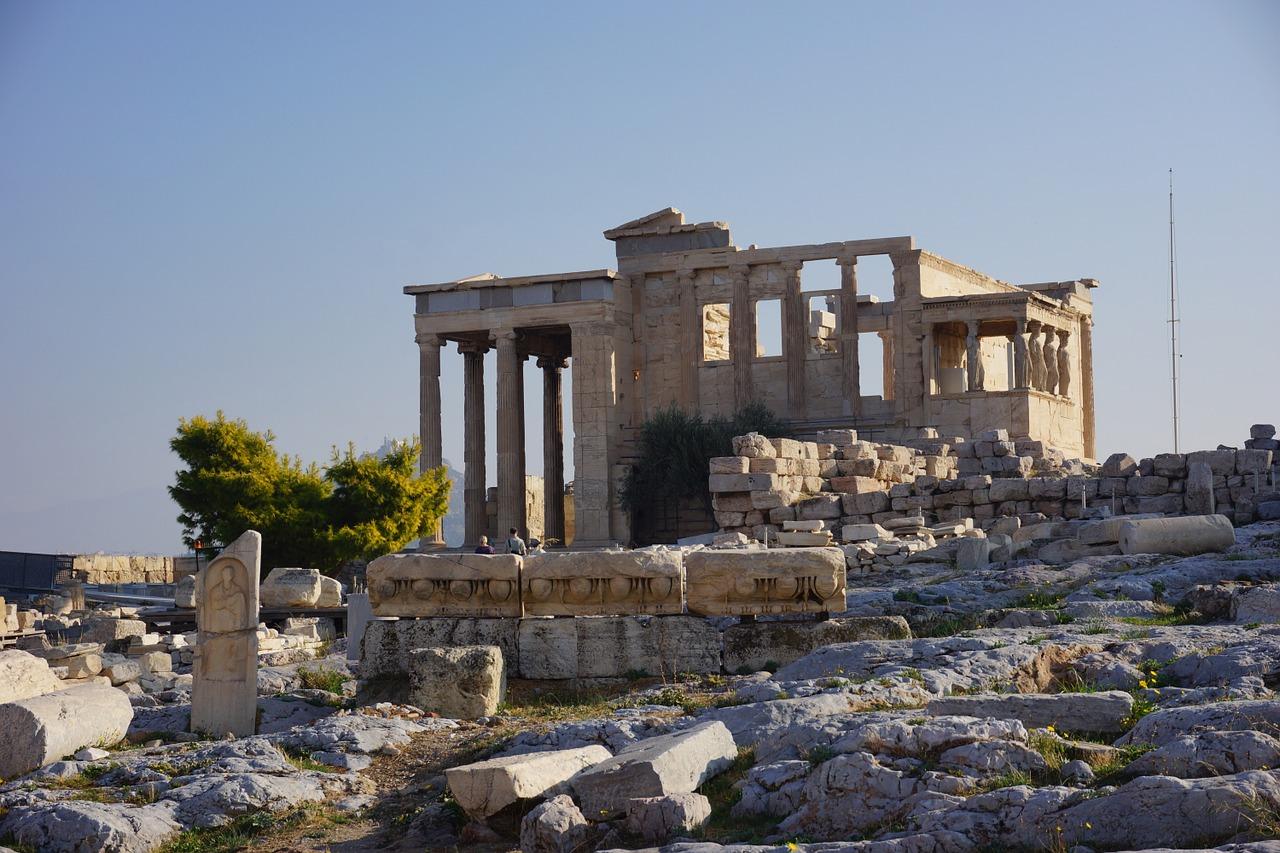 La Acrópolis de Atenas reabre sus puertas alos visitantes
