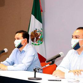 Hidalgo presenta resultados de programas para reactivar la economía y el turismo