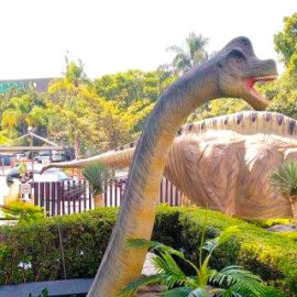 Papalote Museo del Niño tiene listo un documental en línea sobre dinosaurios