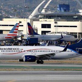 Aeroméxico reanuda vuelos de CDMX a Acapulco