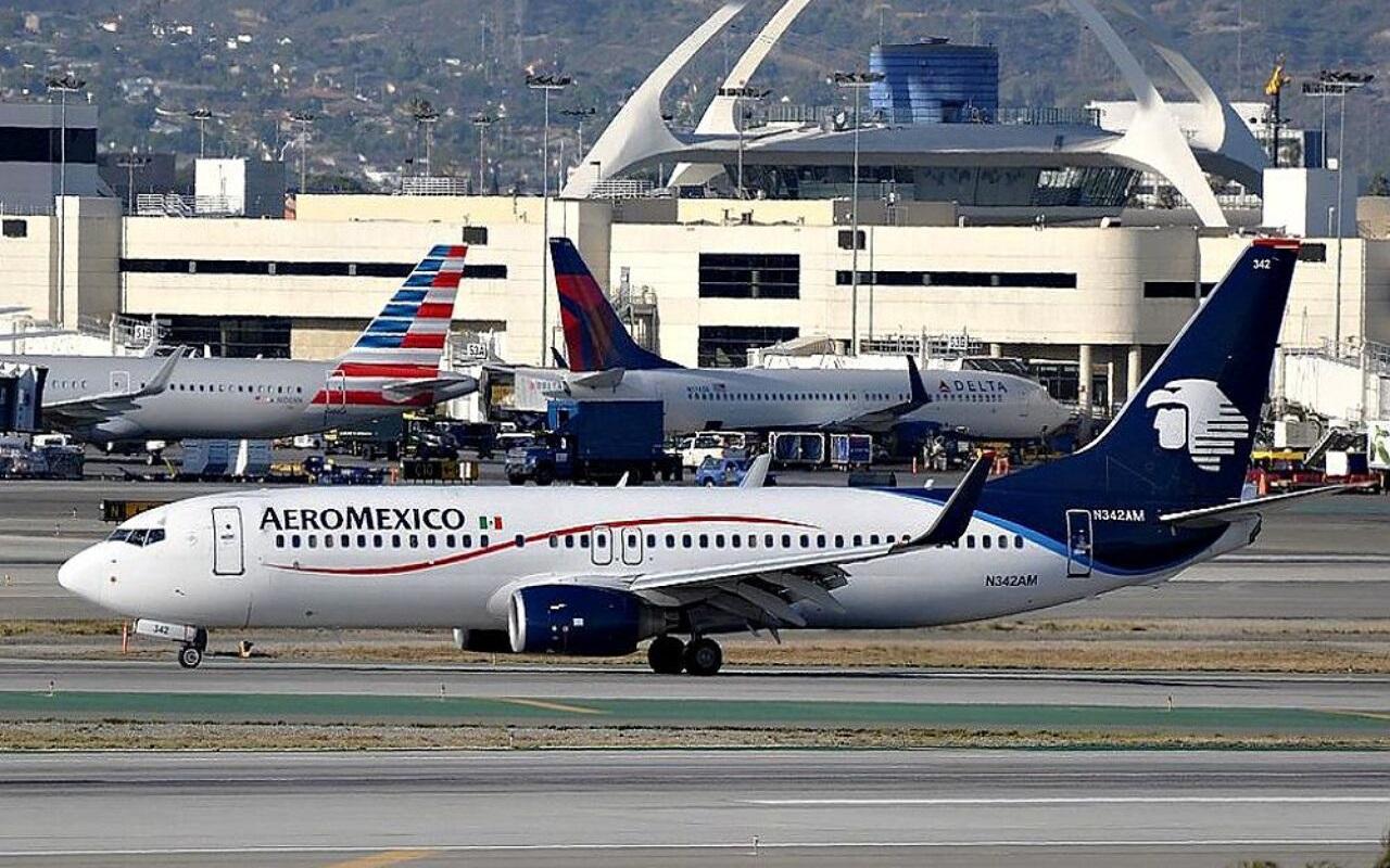 Aeromexico inicia reestructura al amparo de la legislación de EE. UU.