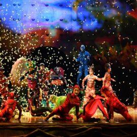 El Cirque du Soleil solicita protección por bancarrota