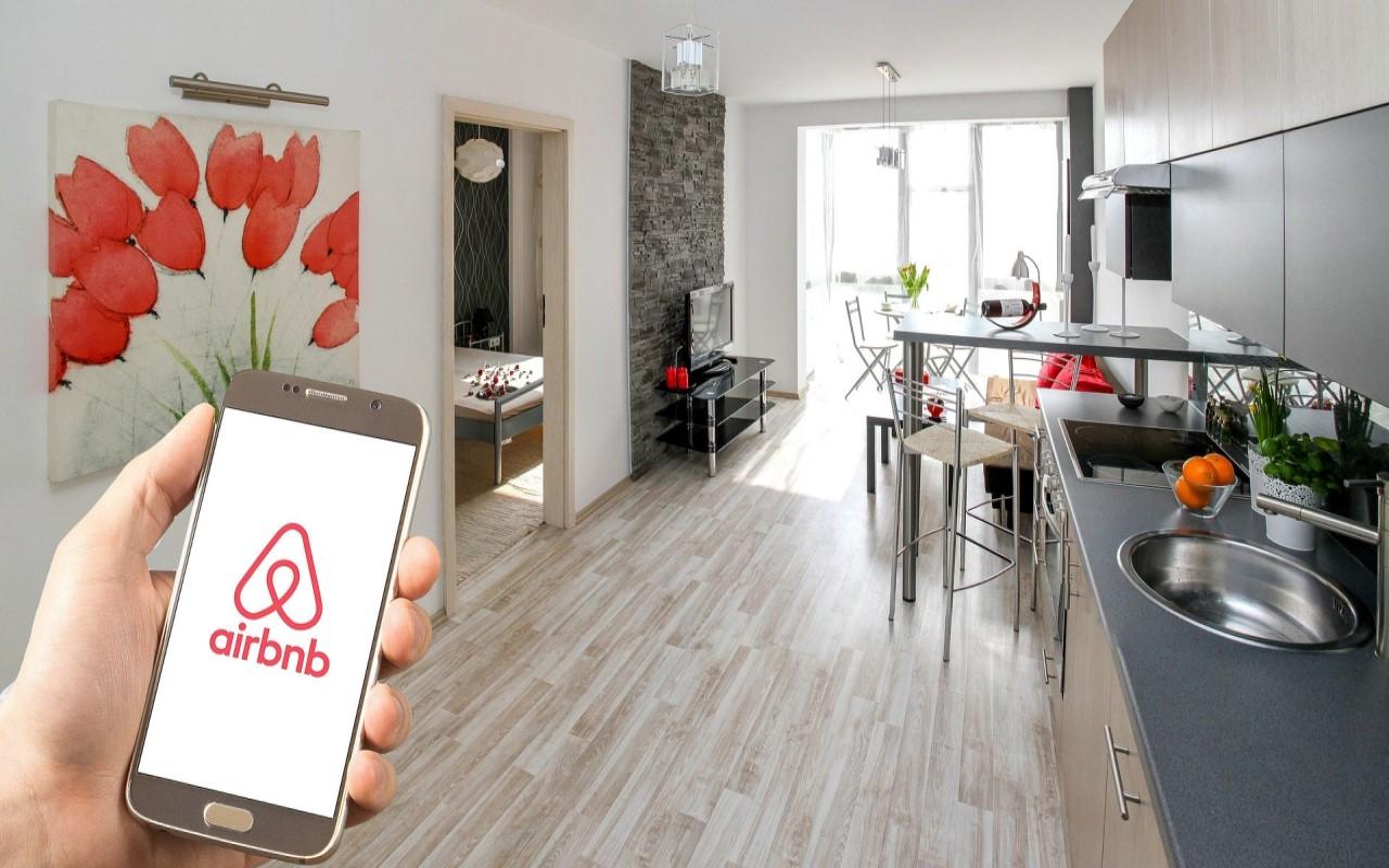 Airbnb estuvo a punto de desaparecer por crisis de COVID