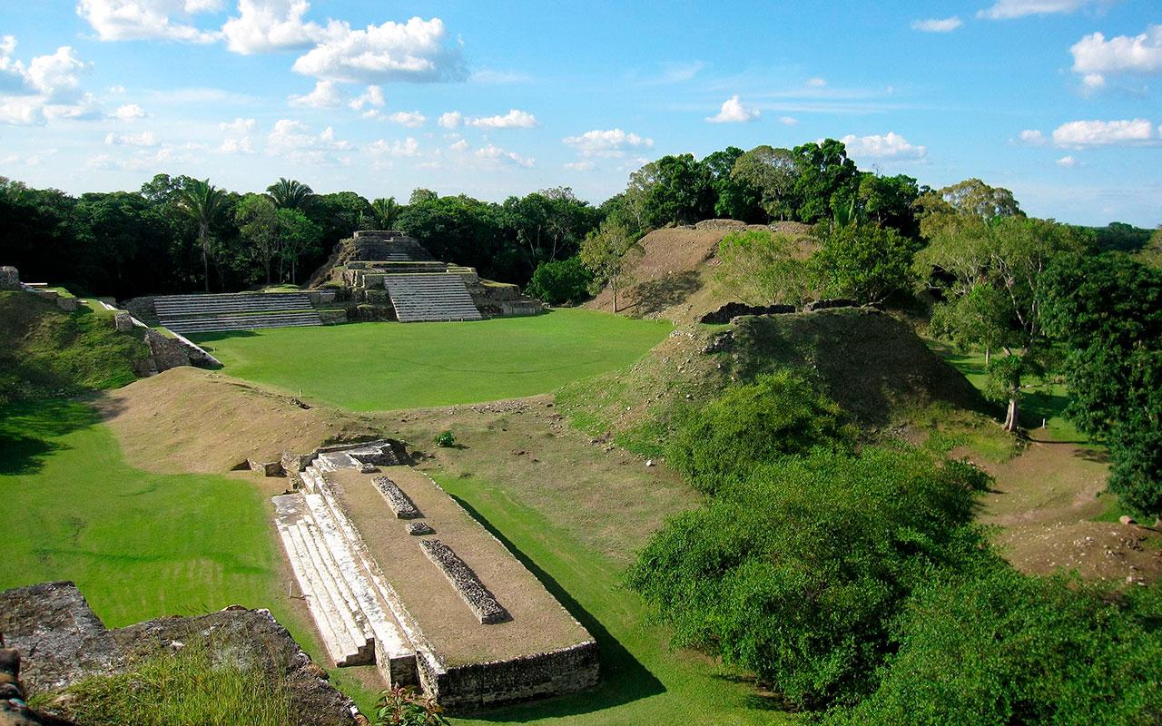 Asentamientos mayas, riqueza cultural y turística de Belice
