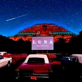 ¡Se acerca la apertura deLuna Autocine en Teotihuacan!