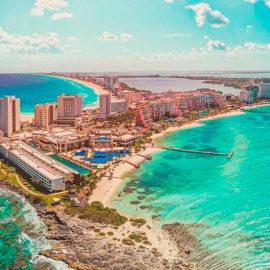 Hoteles en Cancún cierran por baja ocupación