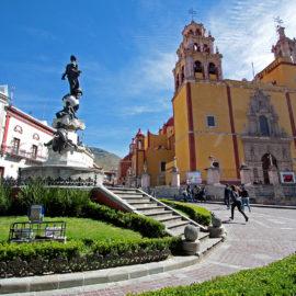 Guanajuato, la ciudad donde se besan la historia y la cultura