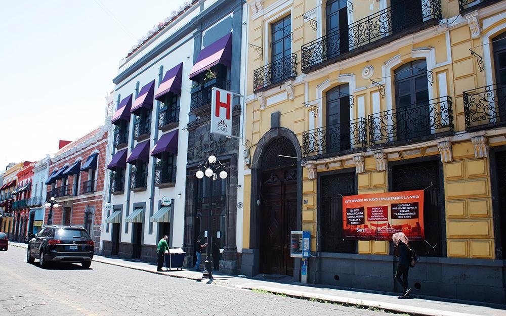 Reabren hoteles en Puebla con ocupación limitada al 15%