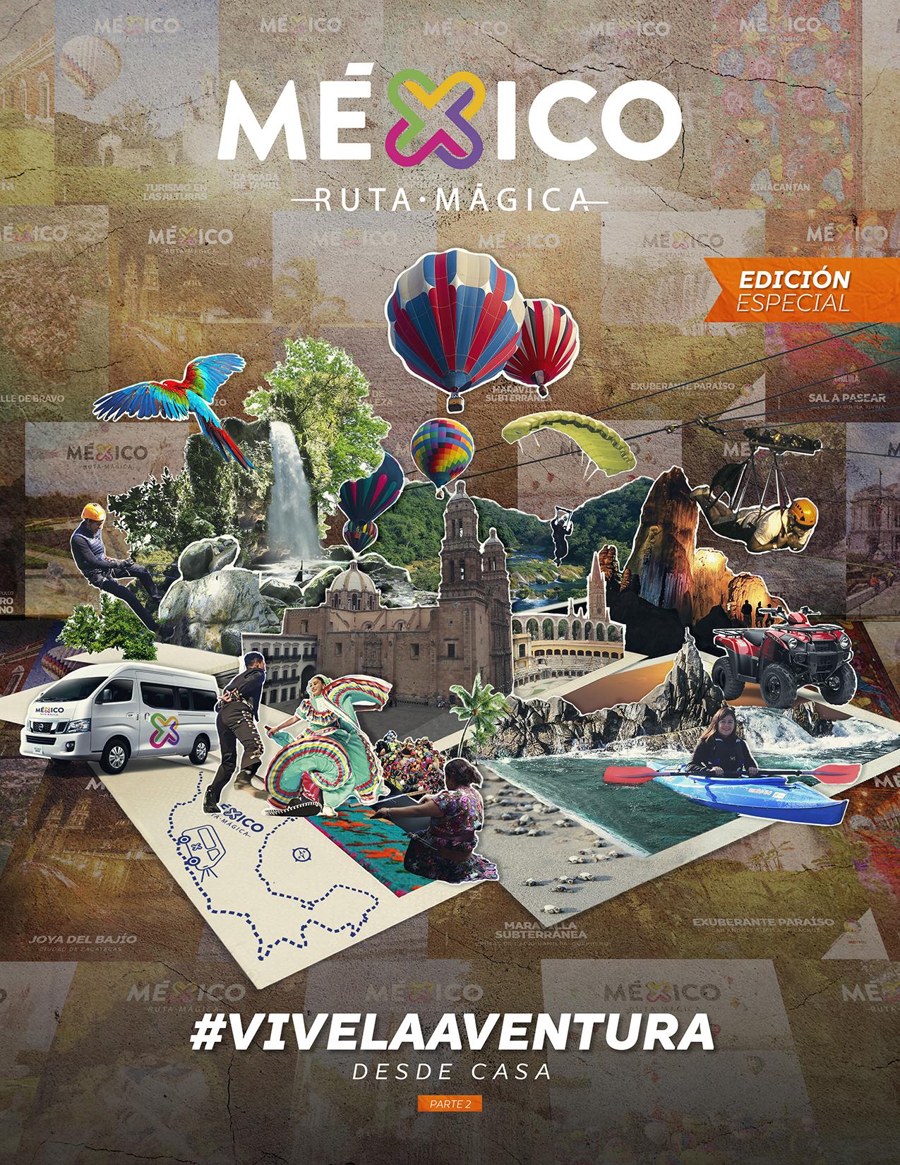 #ViveLa Aventura DesdeCasa Parte 2