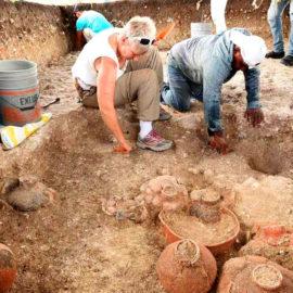 Estructura ceremonial más antigua es descubierta en Tabasco