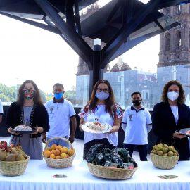 Inició la Temporada de Chiles en Nogada en Puebla