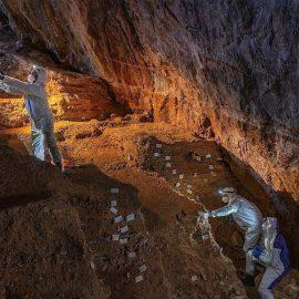 Hallan objetos de más de 25 mil años en la Cueva del Chiquihuite, en Zacatecas
