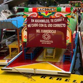 ¡Ya hay fecha para la reapertura de las trajineras en Xochimilco!