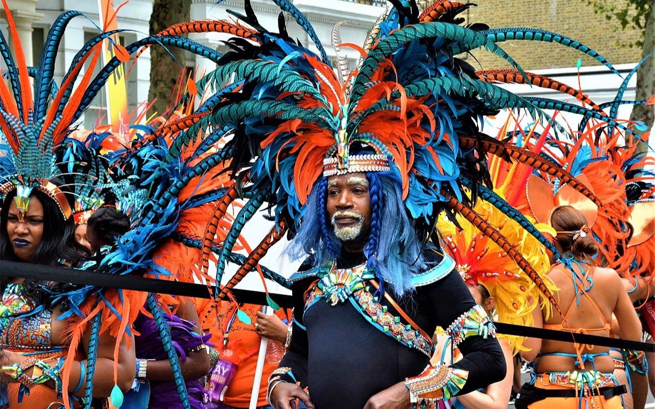 El carnaval London's Notting Hill se realizará de manera virtual
