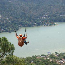 ¡Confirman realización del Abierto Monarca Parapente de Valle de Bravo!