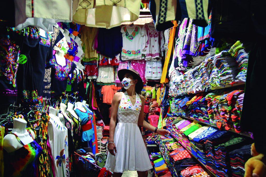 Mercado de Artesanías 3 de Mayo