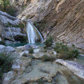 Conoce las Cascadas de San Agustín Ahuehuetla en Puebla