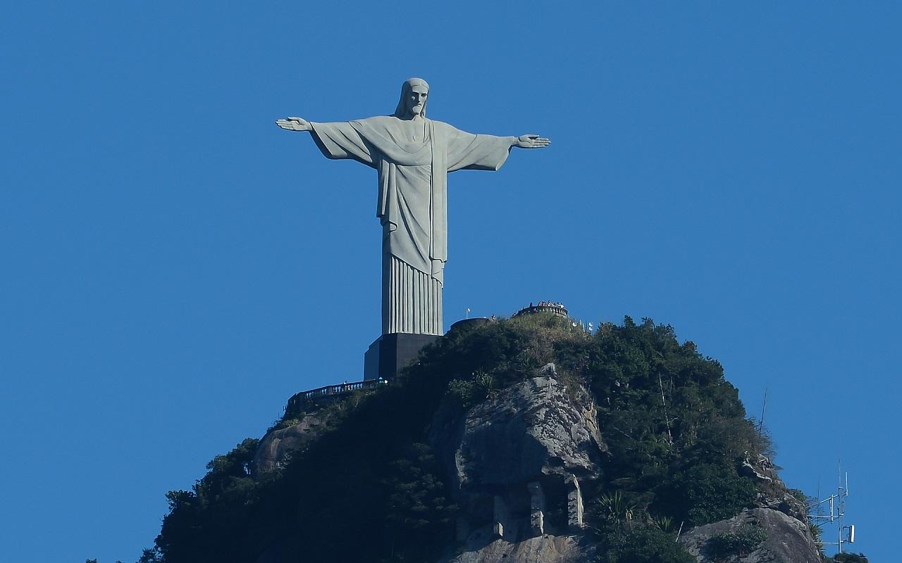 El Cristo Redentor y otras atracciones reabren en Rio de Janeiro