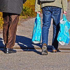 Chile dice adiós a las bolsas de plástico