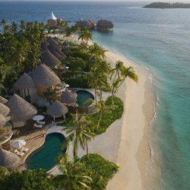 """Haz """"home office"""" desde una paradisíaca isla en las Maldivas"""