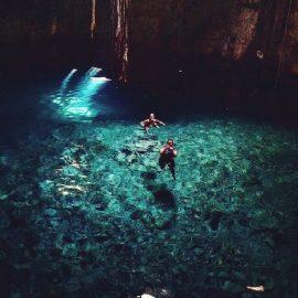 Realizan reapertura de los Cenotes de Cuzamá