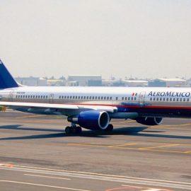 Aeroméxico planea aumentar sus vuelos nacionales