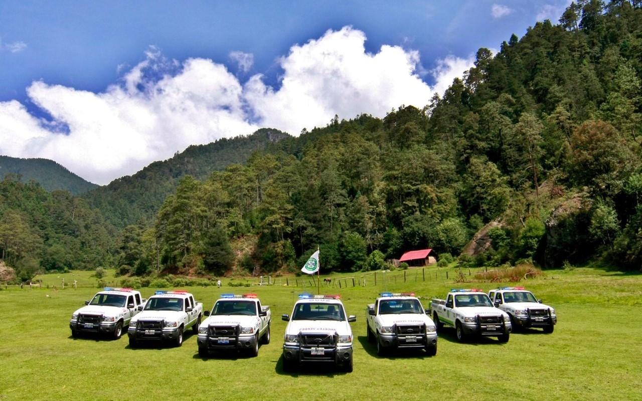Celebra Secretaría de Turismo 60 años de los Ángeles Verdes