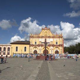 Estos son los templos católicos más antiguos de México