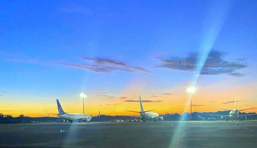 Panamá reactivará vuelos internaciones en octubre