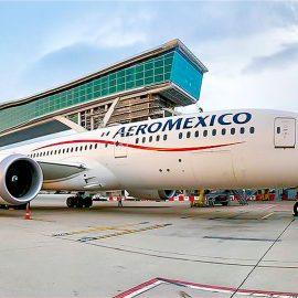 Aeroméxico realiza por primera vez vuelo de Hong Kong a CMDX