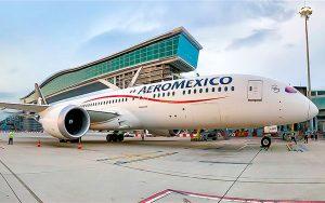 Aeroméxico se une con cadenas hoteleras para ofrecer paquetes y reactivar el turismo