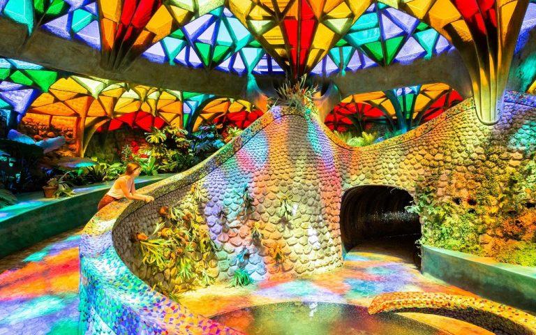 ¿Hospedaje surrealista? ¡Airbnb te regala la estancia en el Nido de Quetzalcóatl!