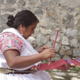 Mujeres indígenas se apoyan, La Masehual Siuamej