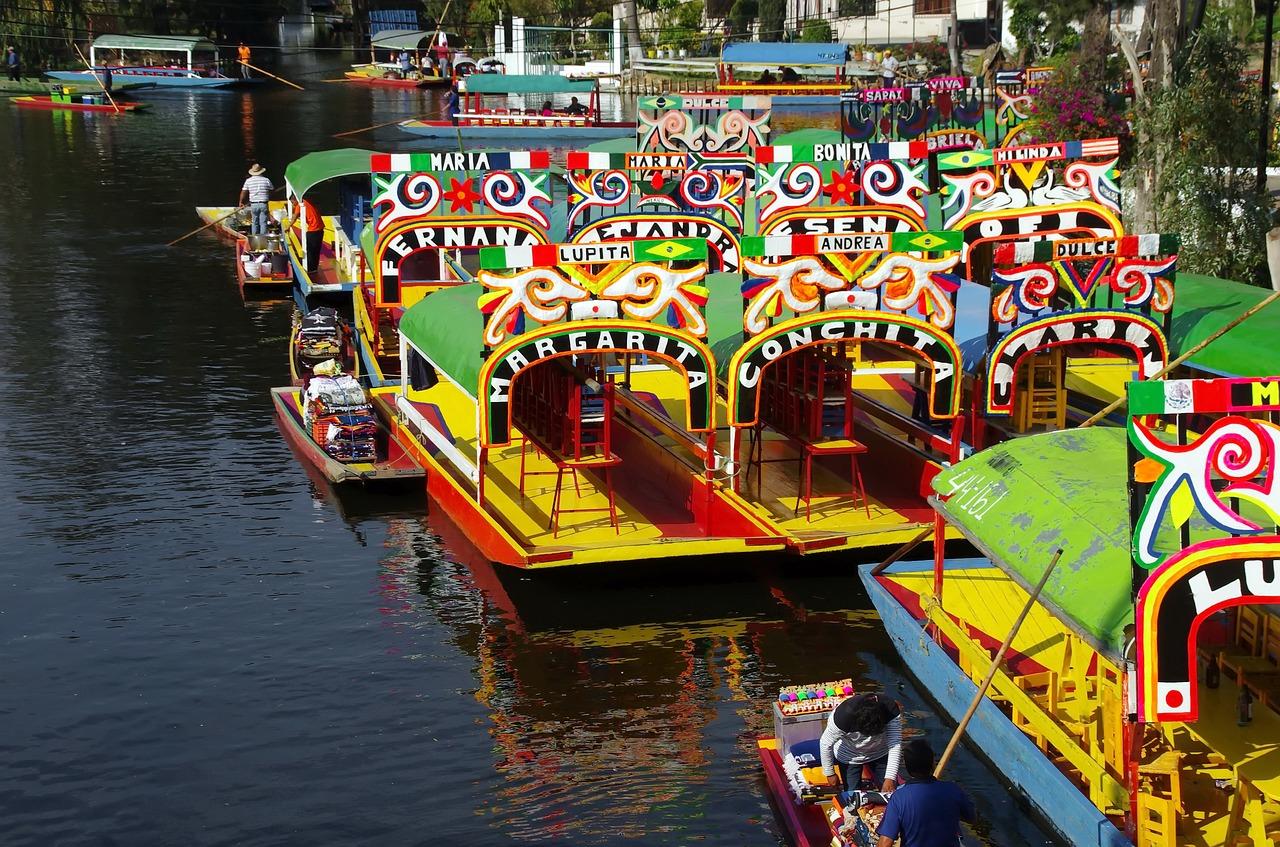 ¡Sí habrá festejo del Día de Muertos en Xochimilco!