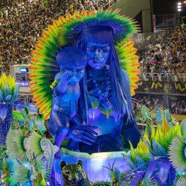 Carnaval de Río de Janeiro 2021 fue suspendido por tiempo indefinido
